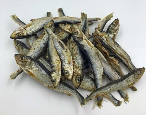 Dried Whole Baltic Sprats 5kg