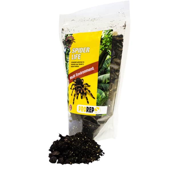 Pro Rep Spider Life Substrate 1 Litre