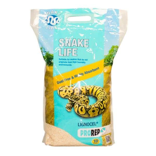 Snake Life Lignocel Substrate 10