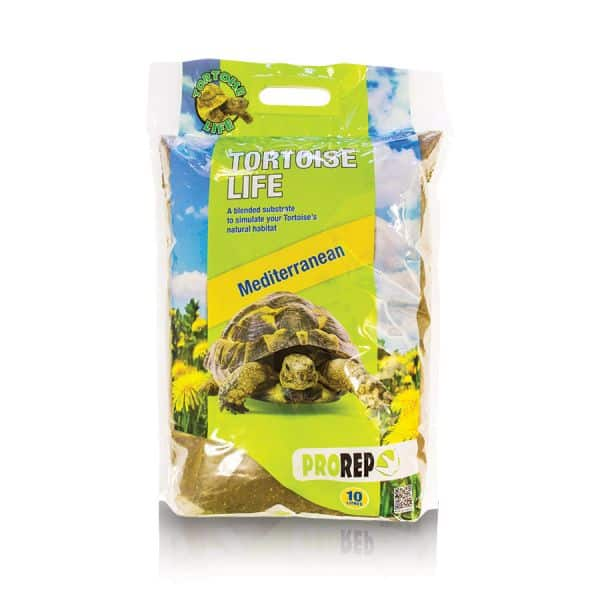 Tortoise Life Substrate 10