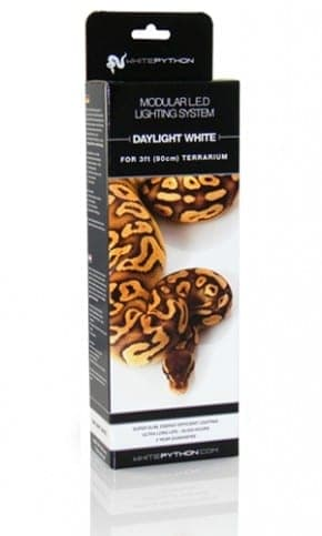 White Python LED Light Kits