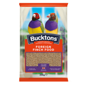 Bucktons Foreign Finch Food