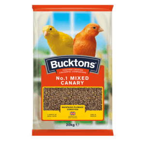 Bucktons No1 Canary Mix