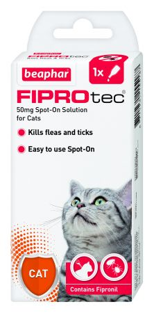 Fiprotec Cat Spot-On x 1