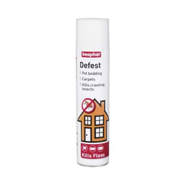 Defest Flea Spray