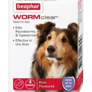Beaphar WORMclear Tablets