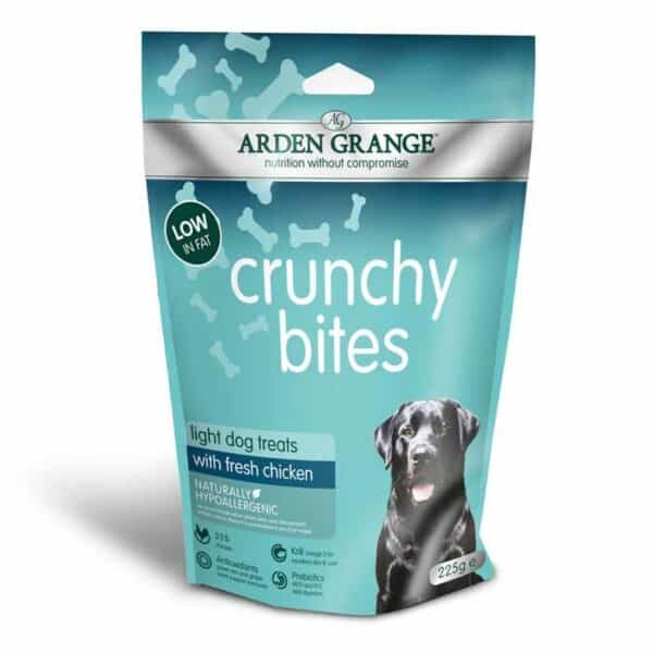 Crunchy Bites light