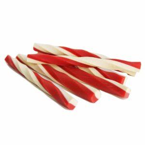 Veggie Cheese & Tomato Straws