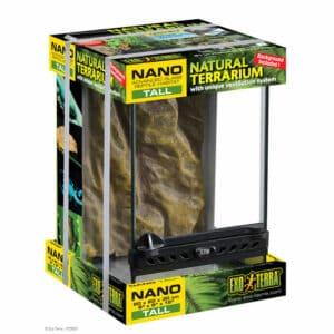 Glass Terrarium Nano-tall